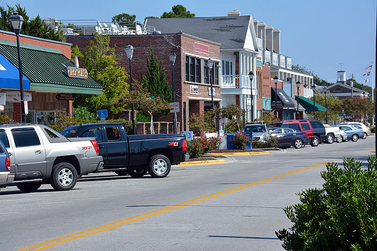 Downtown Beaufort NC