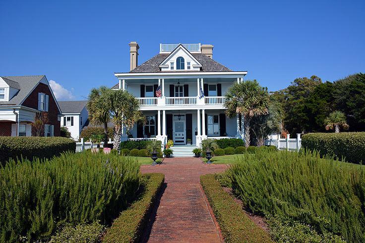 Historic Home Tours North Carolina