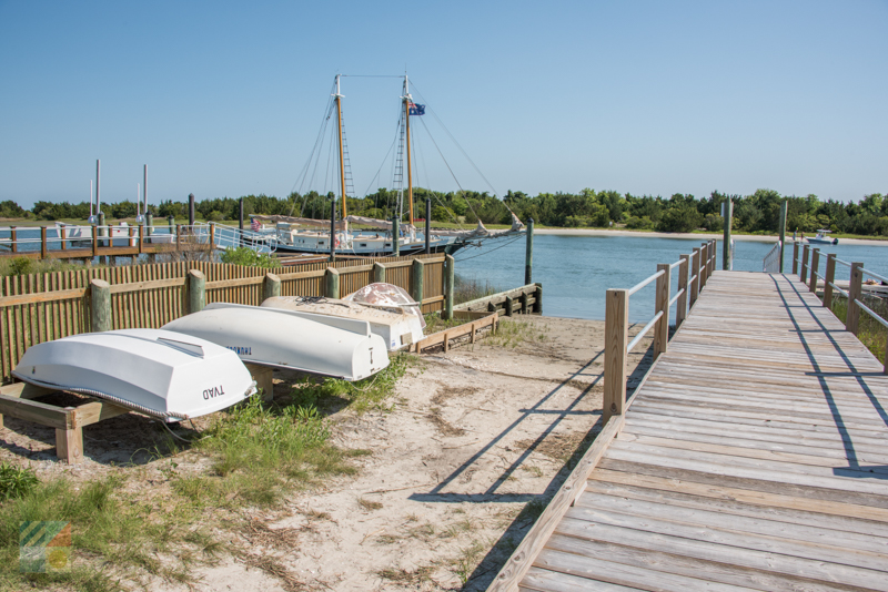 Fishermen's Park pier and kayak launch