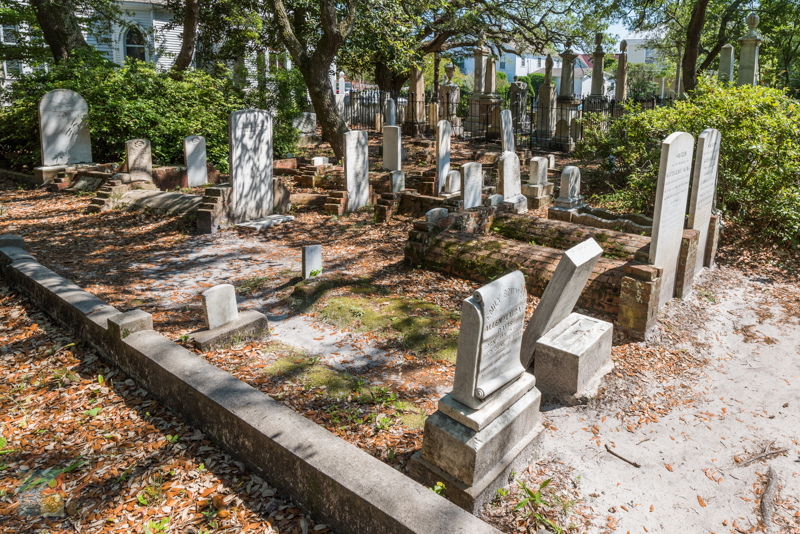 Beaufort Old Burying Ground