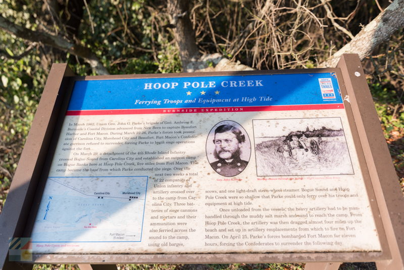 Hoop Pole Creek Nature Trail