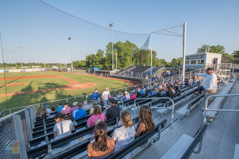 Big Rock Stadium / Morehead City Marlins Baseball