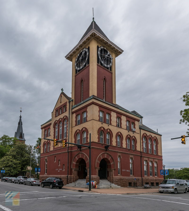 New Bern City Hall