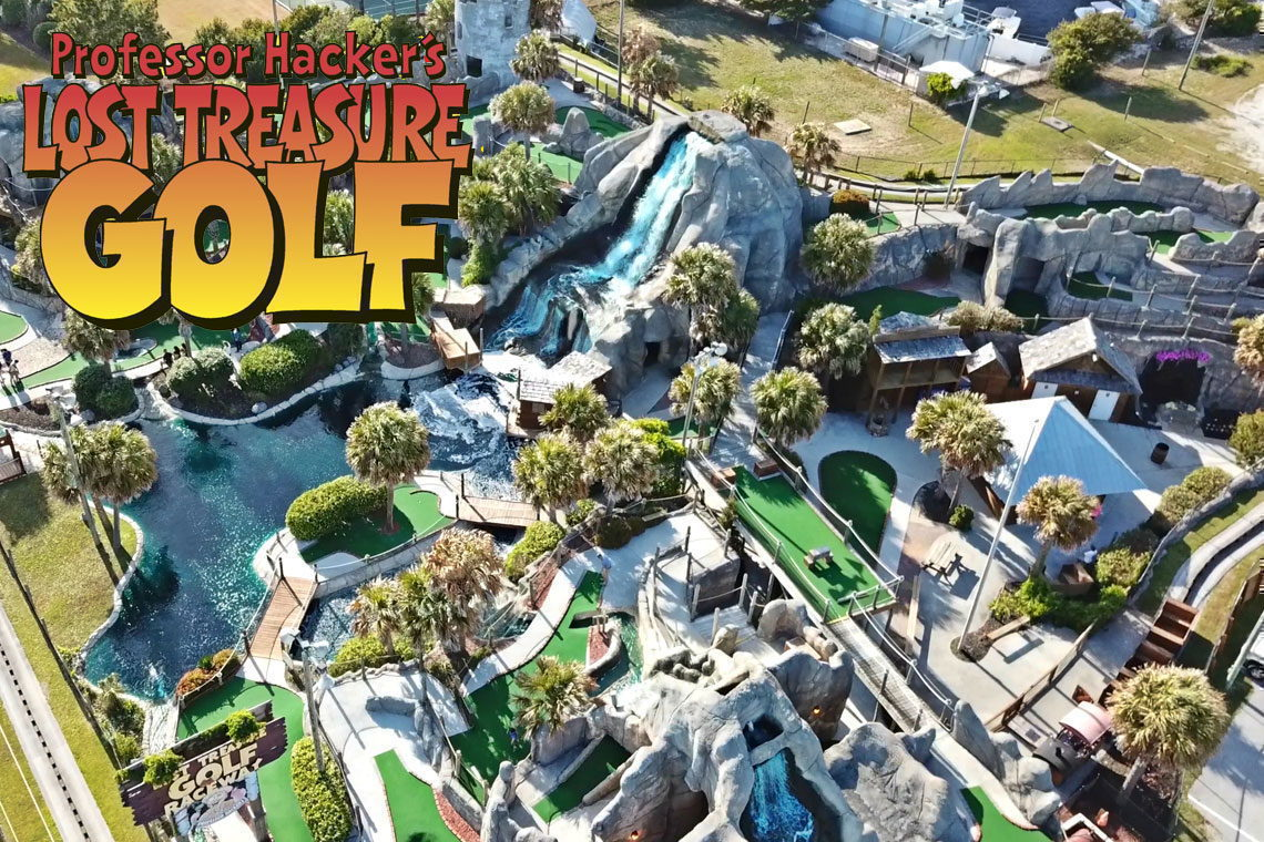 Lost Treasure Golf and Raceway - Crystal Coast