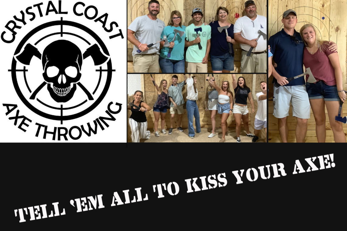 Crystal Coast Axe Throwing